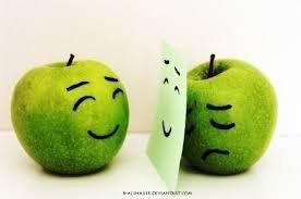pomme masque